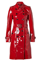 Burberry-London-lacquer-red-Queenscourt-Trench-Coat