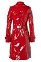 Burberry-London-lacquer-red-Queenscourt-Trench-Coat-back-view
