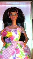 avon barbie spring petals 2eme edition 1996