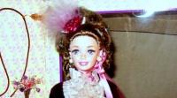 barbie  victorian lady 1995