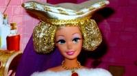 barbie medivale lady 1994 .