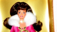 1996 winter rhapsody special edition avon second de la serie version brunette.