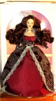 1996 Mattel Barbie Winter version chatain Fantasy Ball (Special Edition)