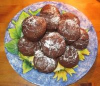 muffins au  chocolat maison