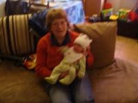 moi et mamie