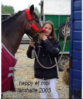 happy et moi