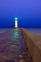 Saint Valery en Caux Lighthouse - Saint-Valery-en-Caux, Haute-Normandie