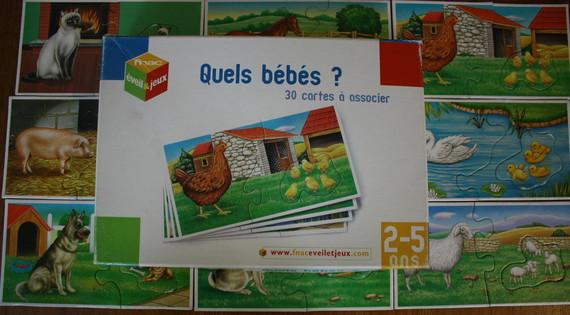 fnac eveil et jeux (oxybul) 5 euros