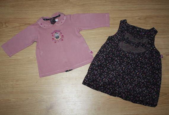 sergent major 6 mois 15 euros (robe double polaire) 10h1bf81bra