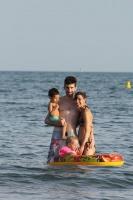 En vacances avec mes parents et Romane