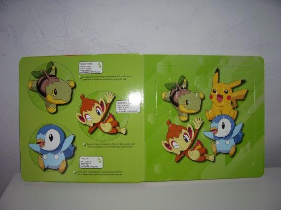 détails pokemon
