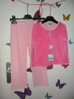 pyjama hello kitty 4-5 ans 8 euros