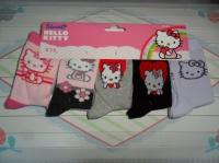 10 paires de chaussettes hello kitty neuves 27-30 7 euros