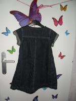 détails robe tex 6 ans