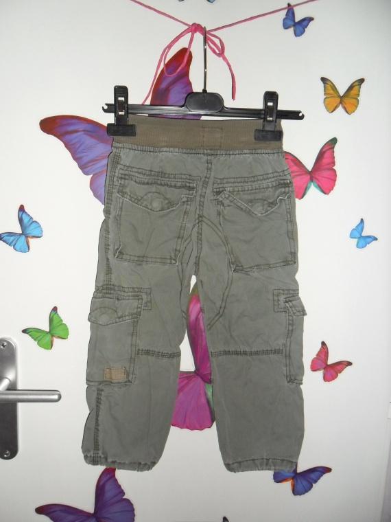 détails pantalon h&m 3 ans