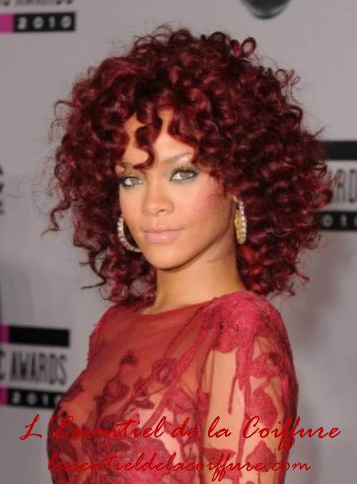 limage en grand - Coloration Cheveux Acajou