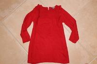 4 ans robe rouge 5e