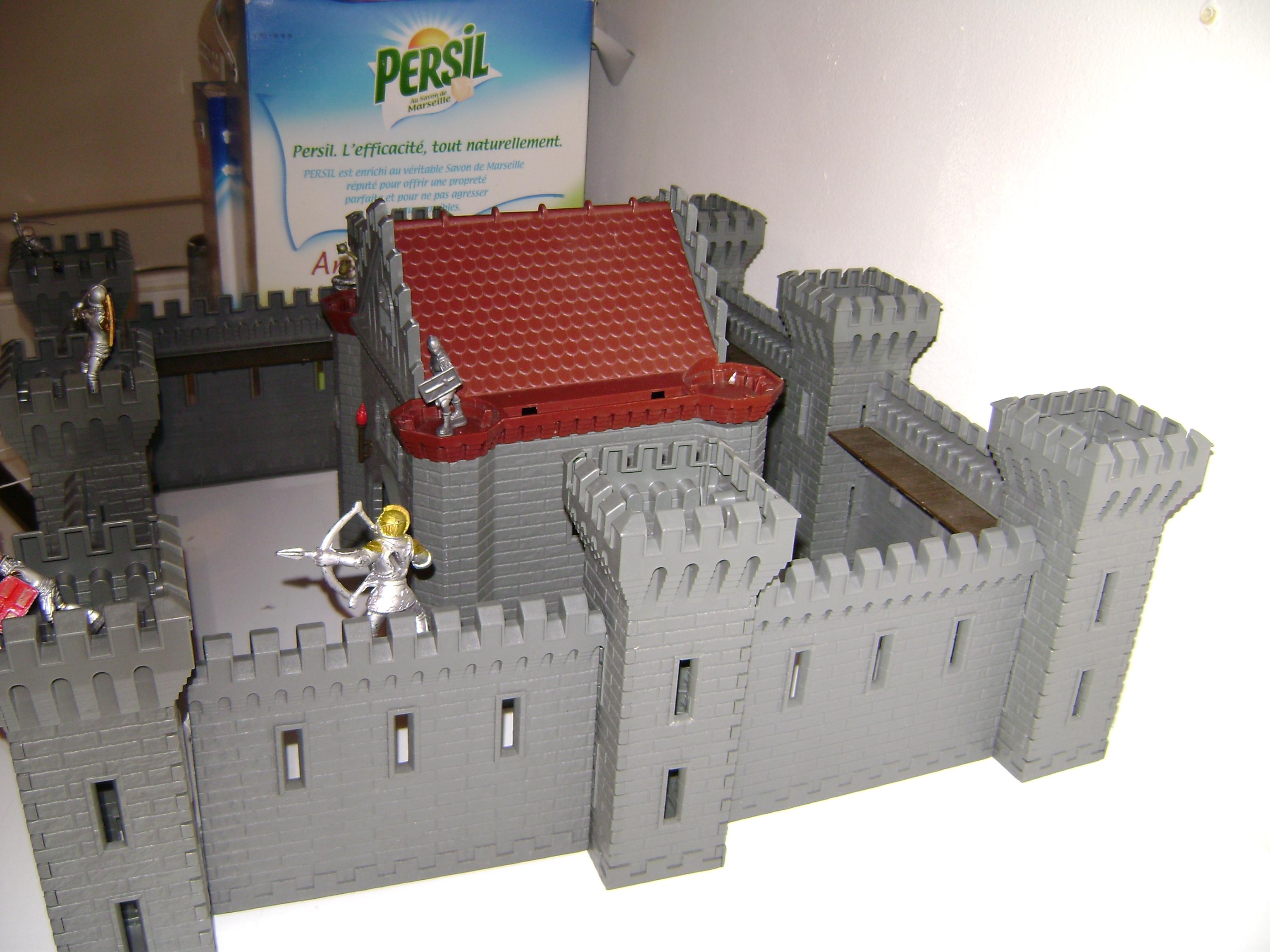 chateau fort jouets et peluches bibilou6 photos club doctissimo. Black Bedroom Furniture Sets. Home Design Ideas
