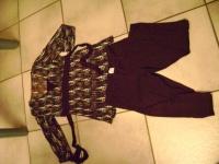 tunqiue plus legging