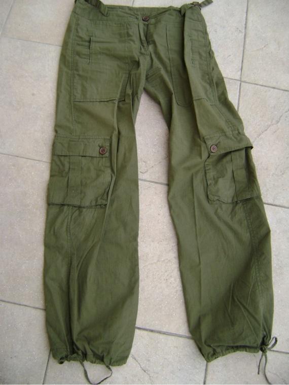 pantalon toile