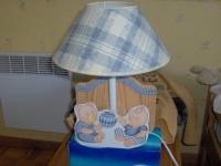 lampe assorie theme nounours