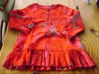 robe tunique en 4 ans