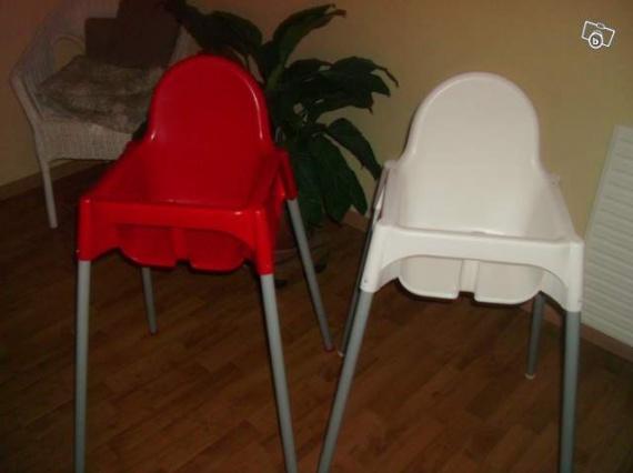 chaise ikea 6€