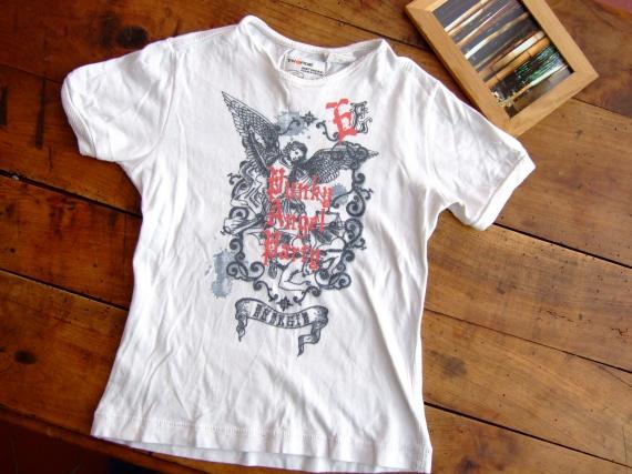 SC16- devant T-shirt MC 4 ans énergie (3€)