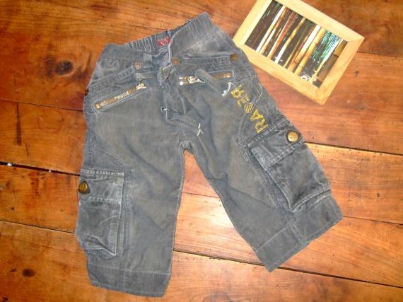 SC46- devant 2ans pantalon jean (3€)