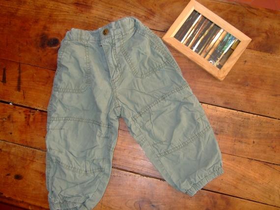 SC47- 2ans pantalon doublé (3€)