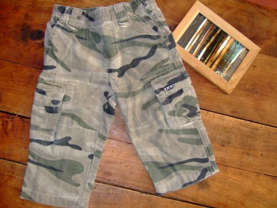 SC66- devant 12 mois pantalon ikks (4€)