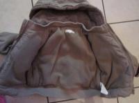 doublure manteau
