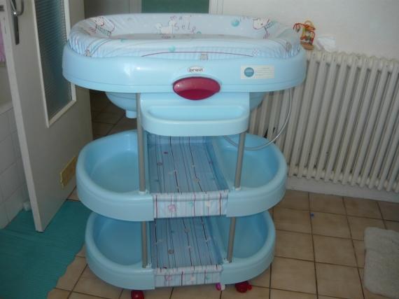 table a langer aqua brevi 2 4 vendu puericulture. Black Bedroom Furniture Sets. Home Design Ideas