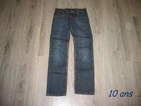 Jean IKKS T-10ans -- 15€