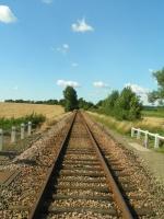 voie de chemins de fer