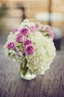 fleur bouquet table