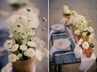 fleurs blanc san-diego