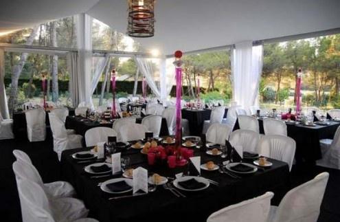 mariage le 1/09/2012 theme noir et blanc robe trouvée et bb2 ...
