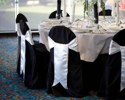 decoration mariage chic noir et blanc diverses deco. Black Bedroom Furniture Sets. Home Design Ideas