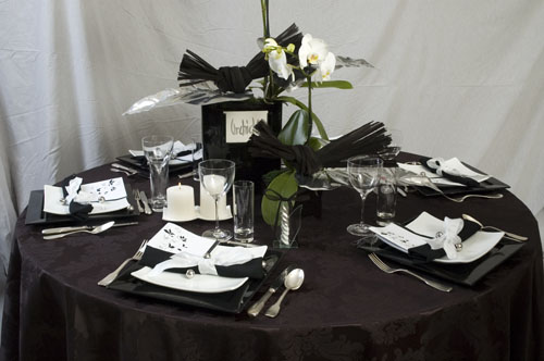 Theme mariage orchidee 57 diverses deco tables pri y photos club doctissimo - Deco mariage orchidee ...