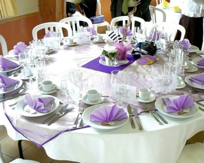 violet 404243 diverses deco tables pri y photos. Black Bedroom Furniture Sets. Home Design Ideas