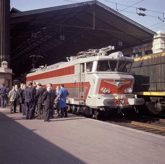 CC40101 PNO 1964 essais SNCB LVDR