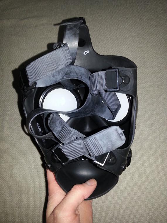Training mask 3