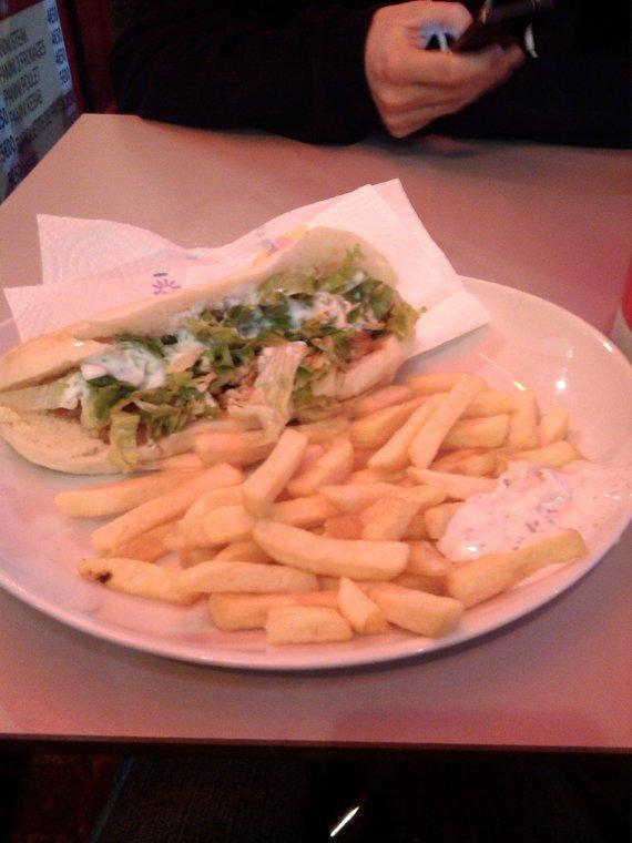Kebab pour Nanou