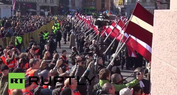 Nazis de l'OTAN