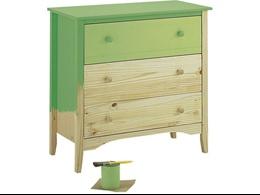 commode a langer a peindre. Black Bedroom Furniture Sets. Home Design Ideas