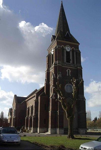 Eglise Cuinchy