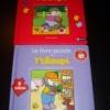 livre puzzle tchoupi 5 euros pièce