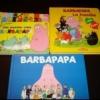 livre barbapapa