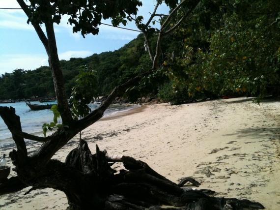 Thaï beach